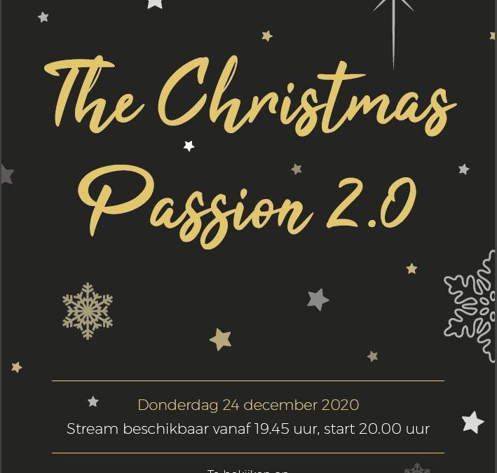 The Christmas Passion 2.0